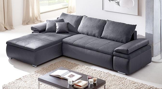 praktische extras wie kopfsttzen funktionen bettksten sind je nach modell verschieden aber eines haben alle gemeinsam sie sind discount gnstig - Eckschlafsofa Die Praktischen Sofa Fur Ihren Komfort