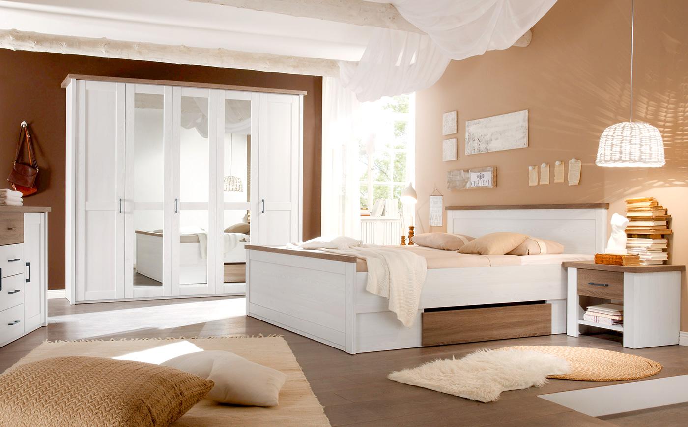 Schlafzimmer Möbelpiraten - Schlafzimmer komplett angebot